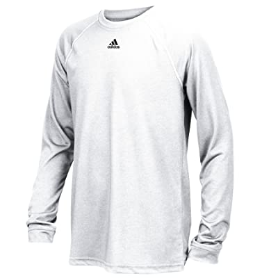 adidas Youth Climalite Long Sleeve T-Shirt