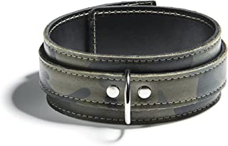 product image for Gunnery Adjustable Camo Leather Collar