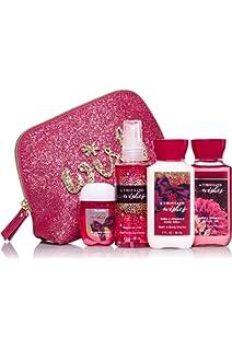amazon com bath body works sweet pea christmas gift set body