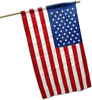 """product image for Valley Forge Presidential Series United States Traditional Flag Size: 30"""" x 48"""", Material: Nylon"""