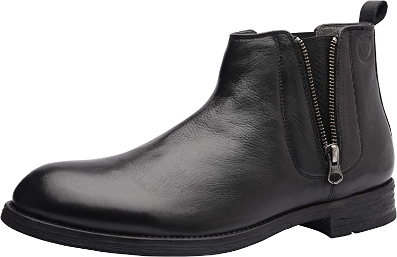authentic quality uk store run shoes Amazon.com | Allonsi Aloin Men's Boots, Chelsea Boots, Ankle Dress ...