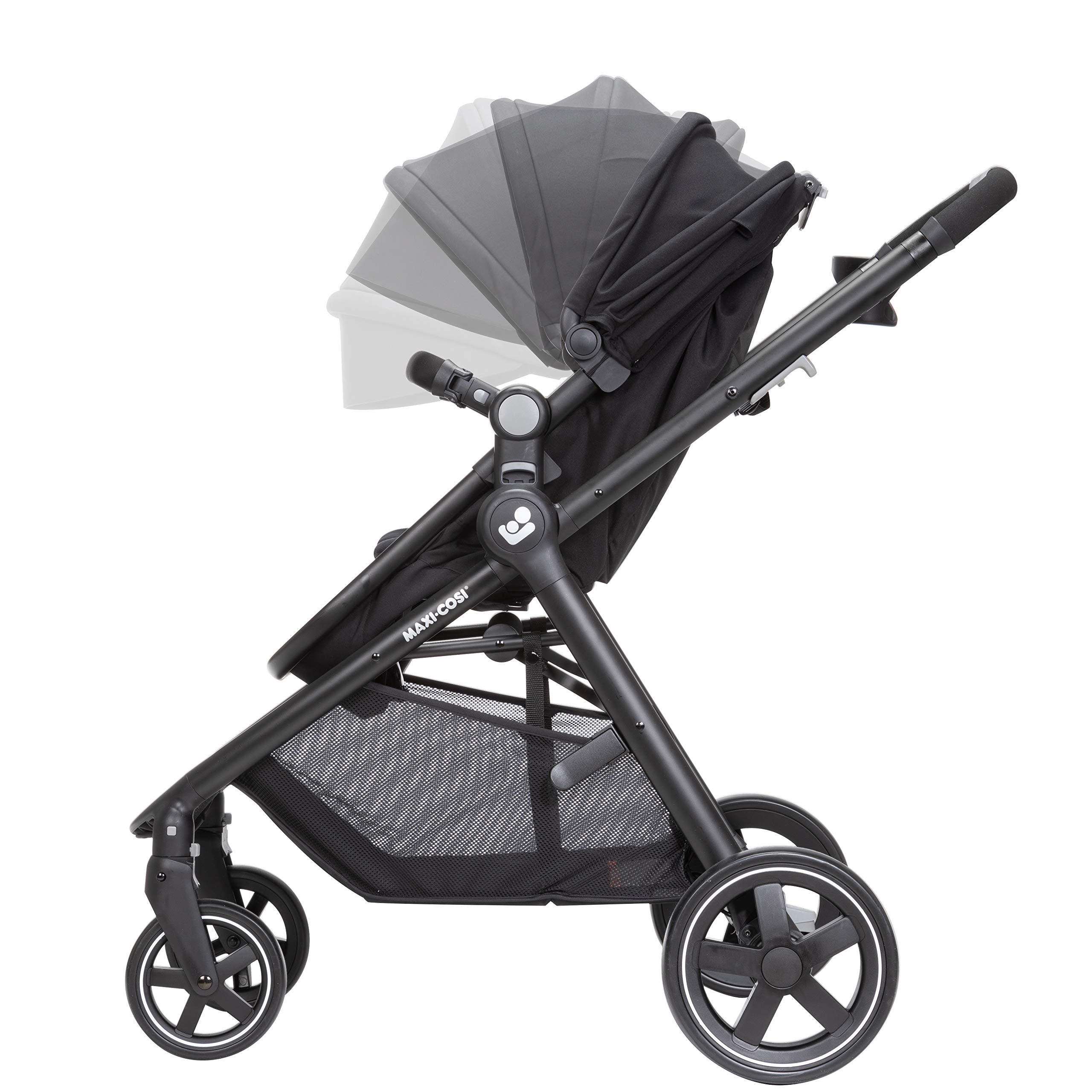 Maxi-Cosi Zelia Stroller, Night Black, One Size by Maxi-Cosi (Image #9)
