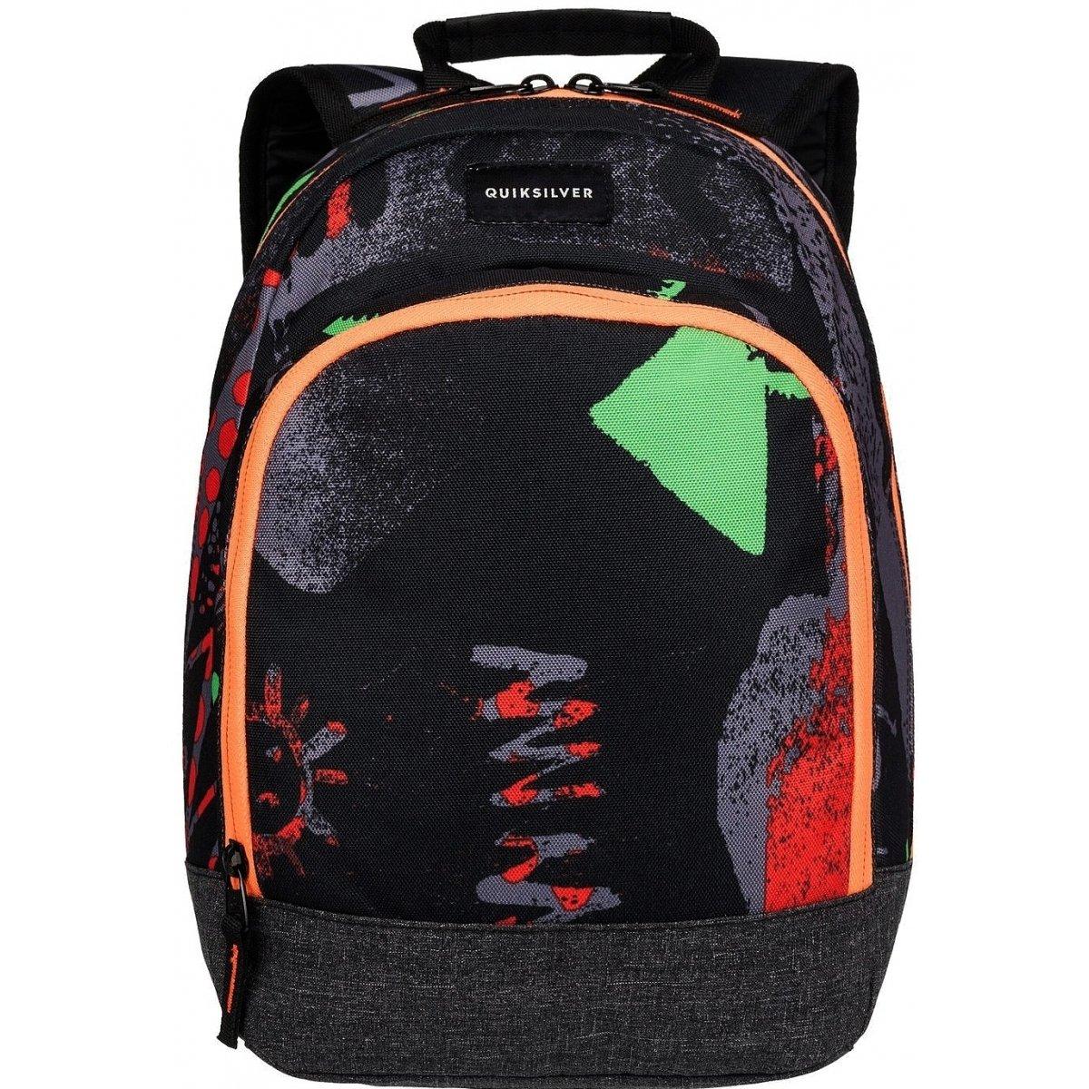 Quiksilver Chompine - Medium Backpack - Mochila Mediana - Chicos: Amazon.es: Equipaje