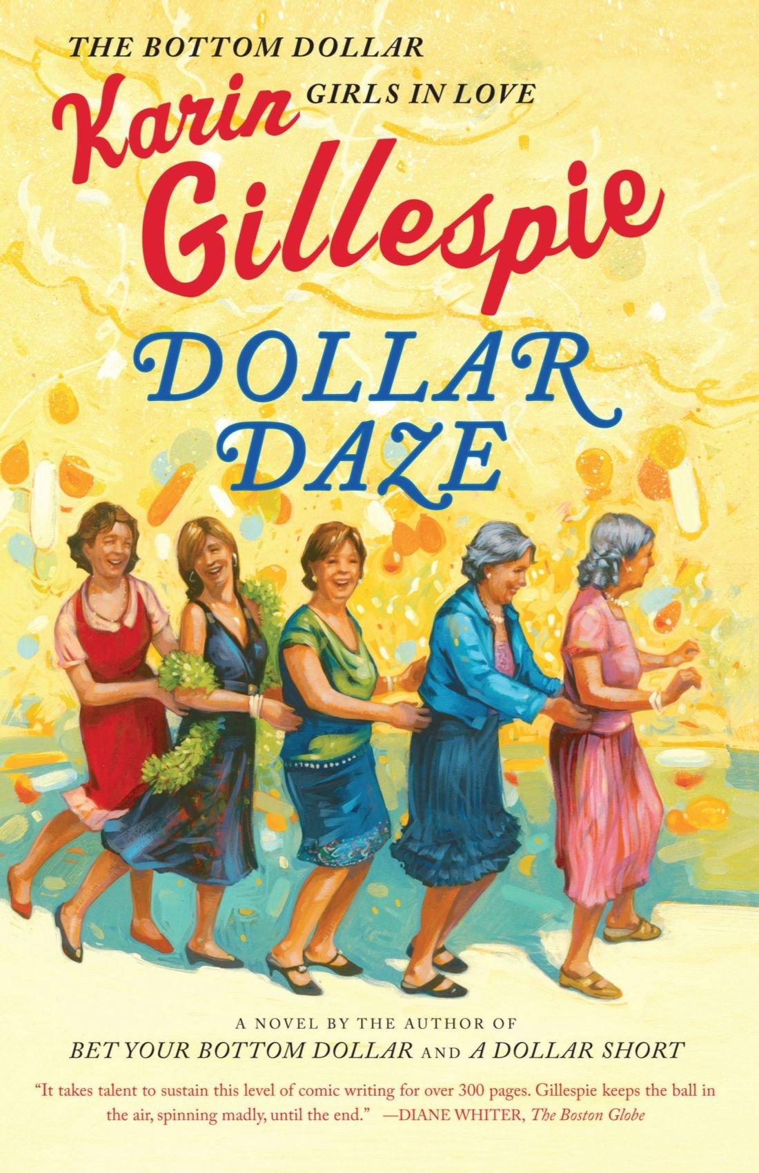 Read Online Dollar Daze: The Bottom Dollar Girls in Love pdf epub
