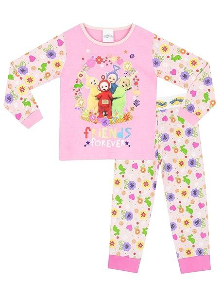 Teletubbies - Pijama para niñas - Teletubbies - 18 - 24 Meses