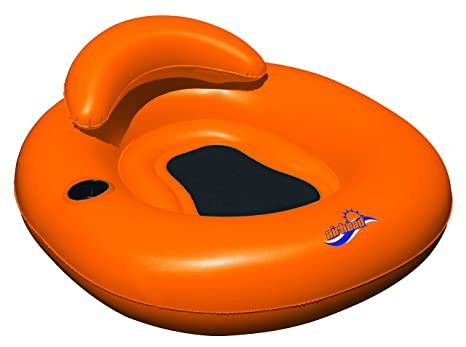 Airhead MCCALL s Patterns Kwik tek Funda Serie Flotador, Unisex, Rojo (Tangerine