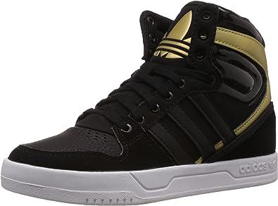 COURT ATTITUDE K BLK Chaussures Fille Adidas: