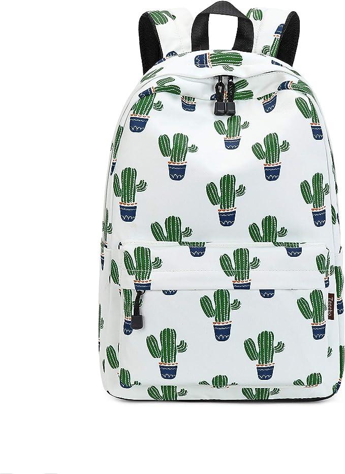 Cute Lightweight Big Capacity Cartoon Happy Christmas Animals Backpacks School Bags for Teen Girls Boys 29.4x20x40cm//11.5x8x16 in