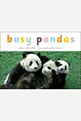 Busy Pandas (A Busy Book) Kindle Edition