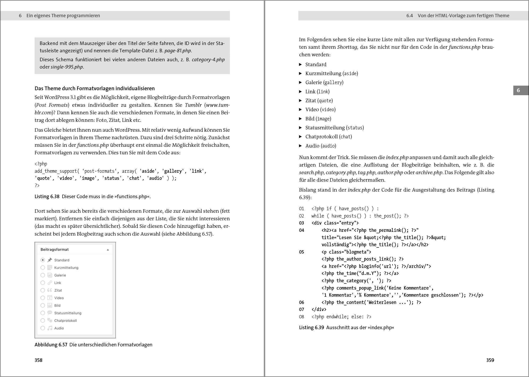 WordPress 4: Das umfassende Handbuch. Vom Einstieg in WordPress 4 ...