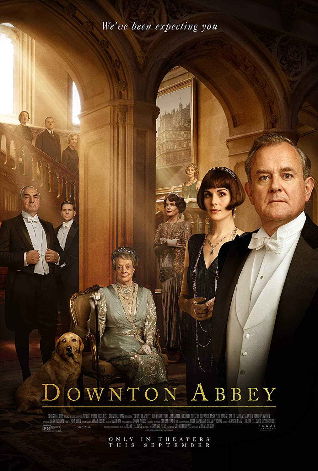 Amazon Com Sherwood Goods 27 X41 Poster Rare Downton Abbey The Movie 2019 Limited Edition Posters Prints