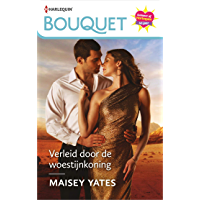 Verleid door de woestijnkoning (Bouquet Book 4168)