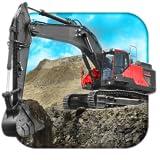 Heavy Excavator Digger