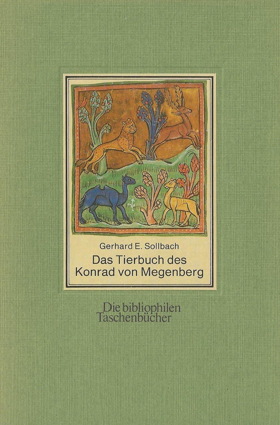 Das Tierbuch des Konrad von Megenberg