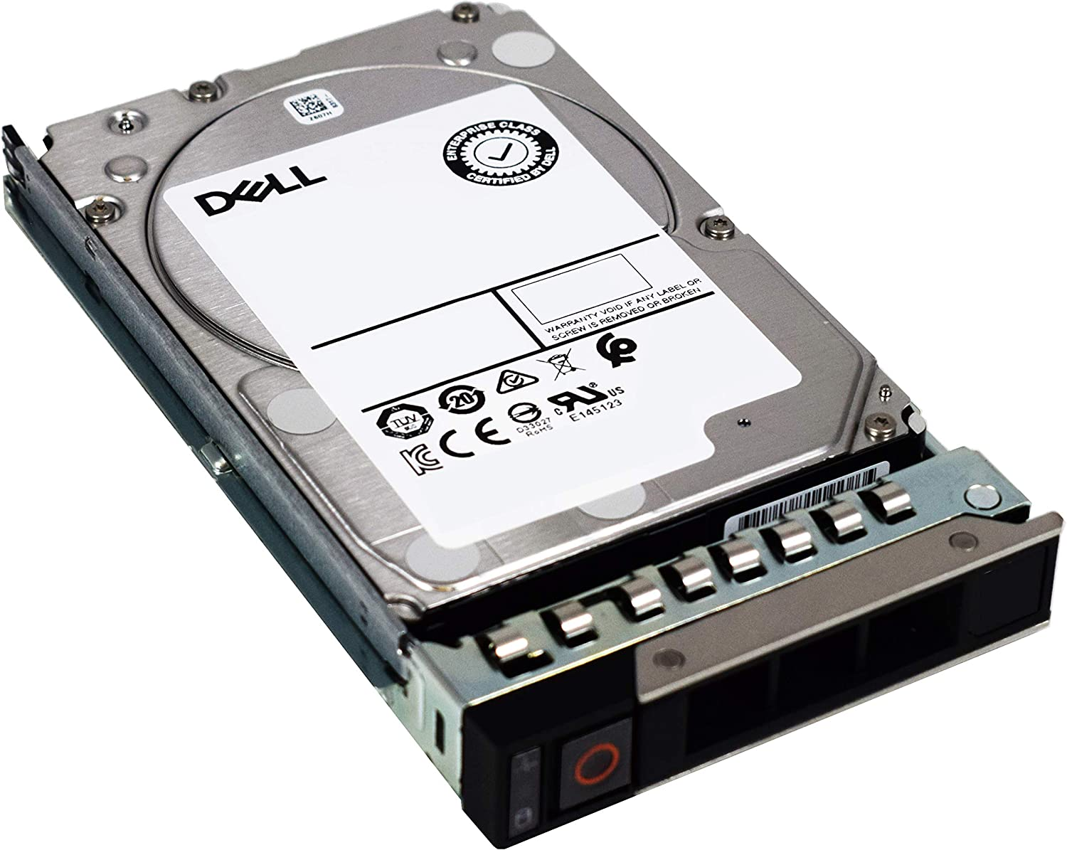 "Dell 401-ABHQ 2.4TB 10K SAS 12G 2.5"" PE-Series 14G PowerEdge Servers"