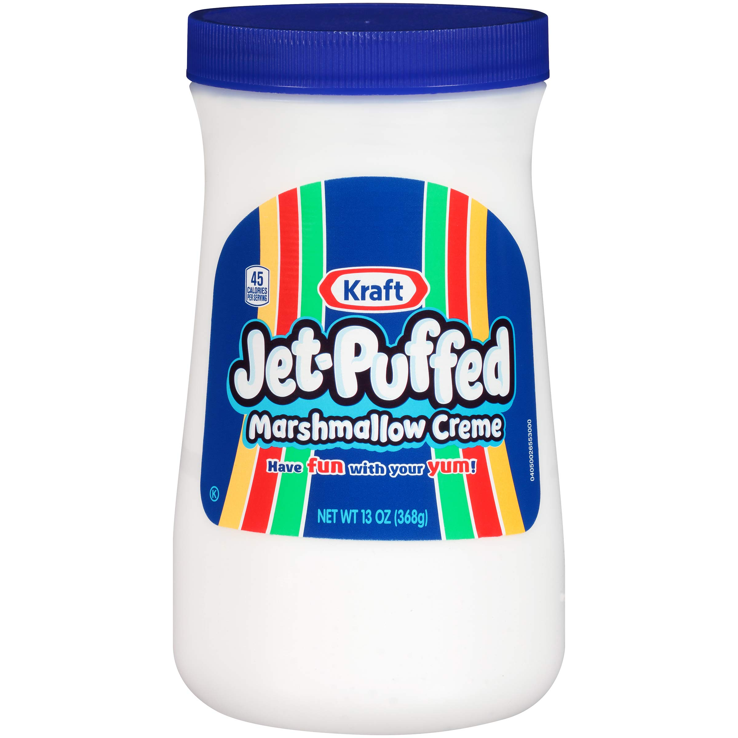 Jet Puffed Marshmallow Creme (13 oz Jars, Pack of 6) by Jet-Puffed