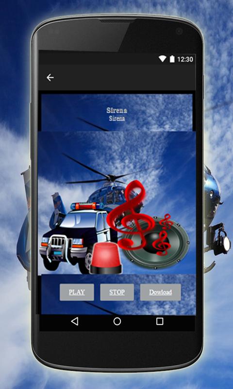 Alarma De Policia: Amazon.es: Appstore para Android