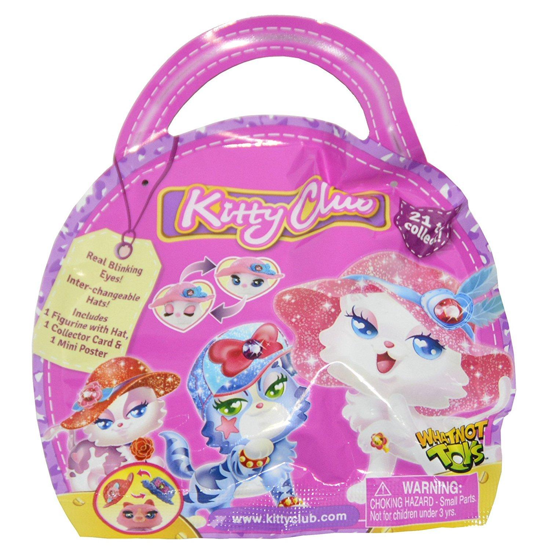Kitty Club Series 1 Blind Bag Figure Hot Topic 10848051