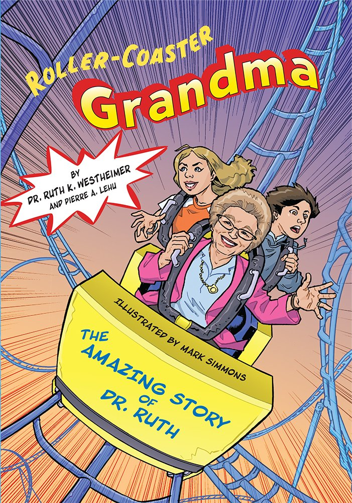Roller Coaster Grandma