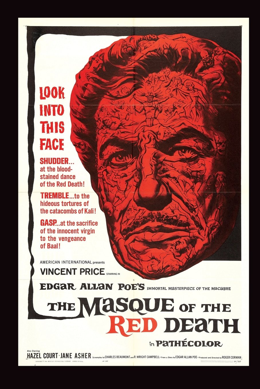 The Masque Of The Red Death Elsie Lee Philip J Riley