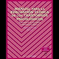 Manual para la evaluación clínica de los trastornos psicológicos