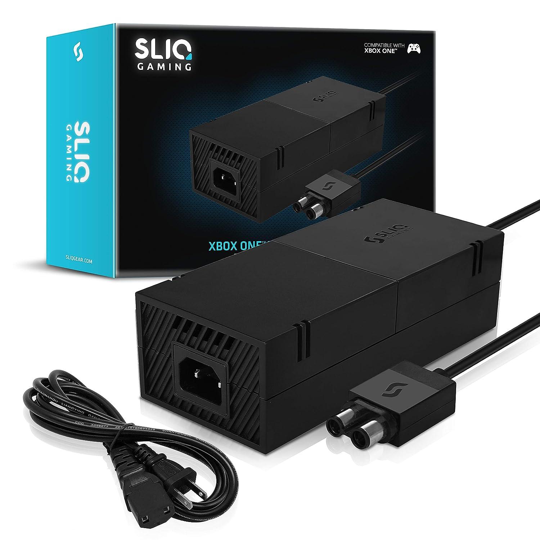 Sliq Gaming Xbox One Fuente de alimentación con Cable de ...