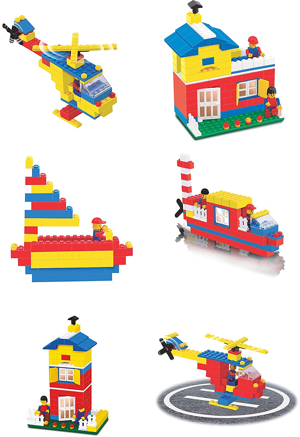 Toyztrend Expert Building Blocks for Kids