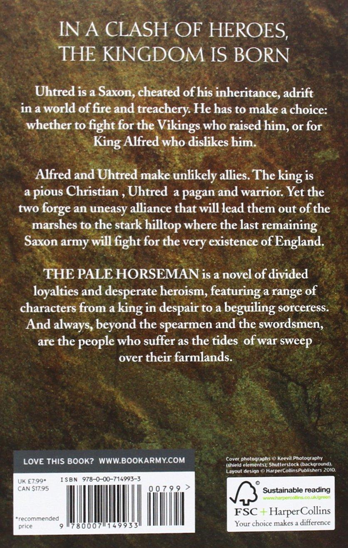 The Pale Horseman (The Last Kingdom Series, Book 2): Amazon