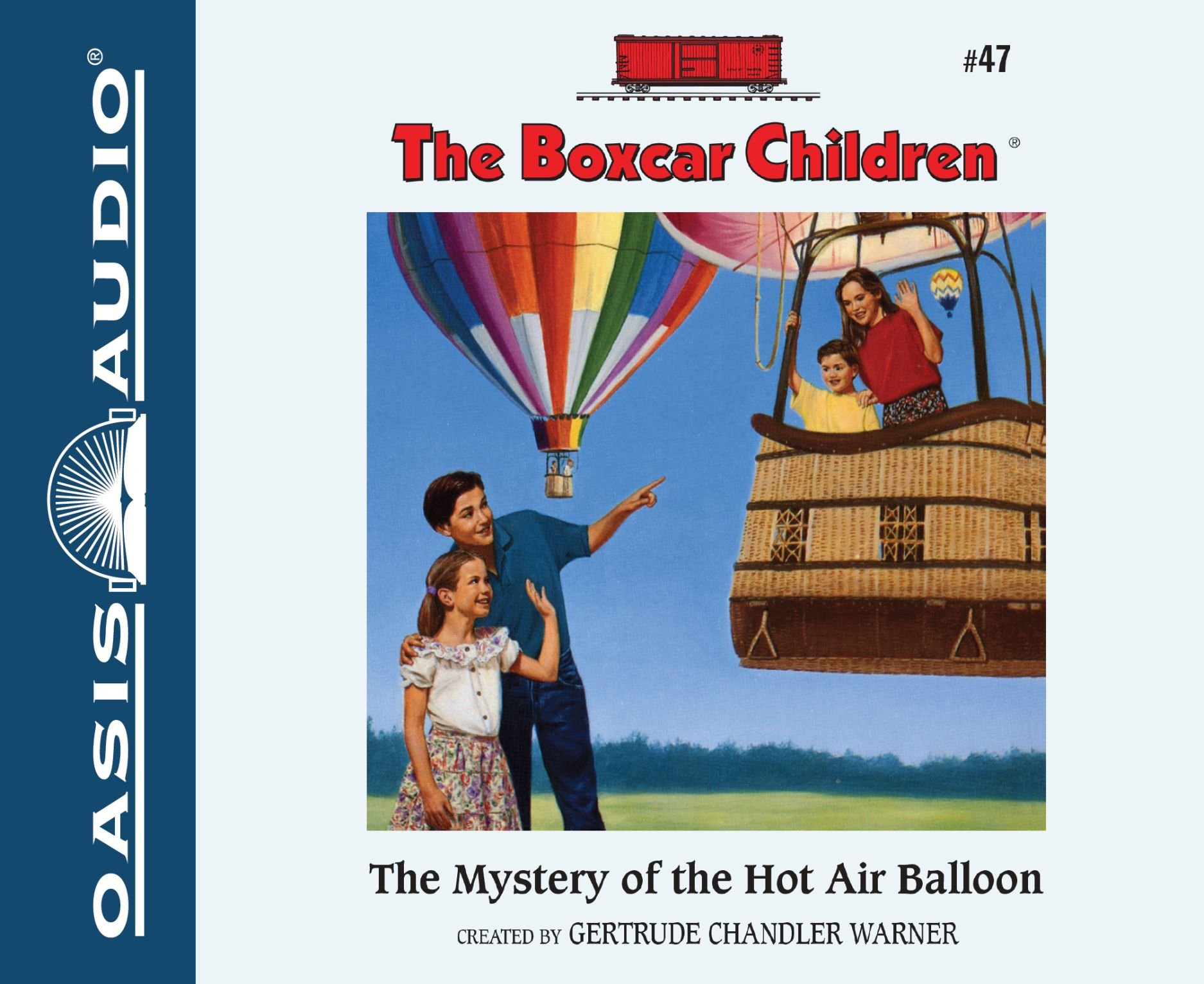 Download The Mystery of the Hot Air Balloon (The Boxcar Children Mysteries) ebook