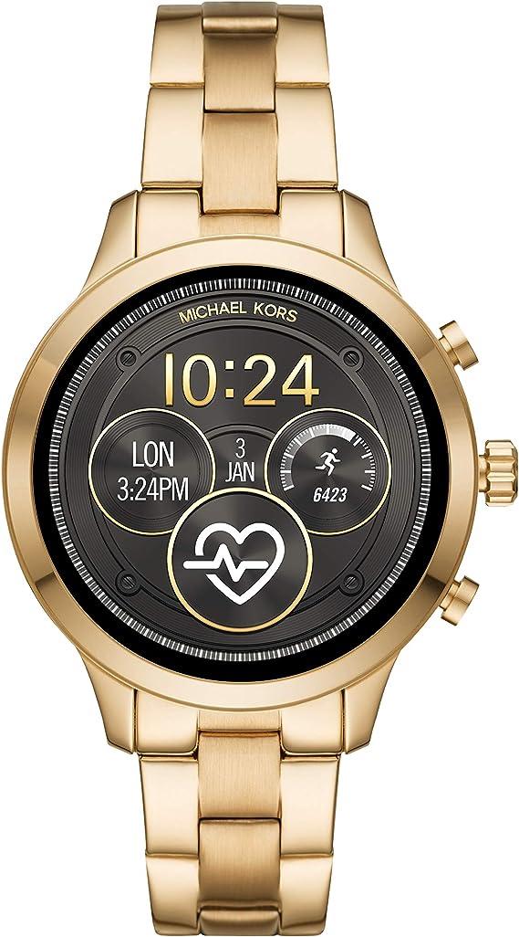 Michael Kors Smartwatch para Mujer con Correa en Acero ...