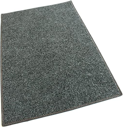 Koeckritz Rugs Smoke Carpet Area Rug 12 x14 Indoor Outdoor Durably Soft