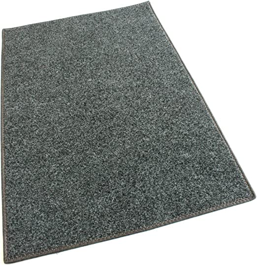 Koeckritz Rugs Smoke Carpet Area Rug 12 X14 Indoor Outdoor Durably Soft Garden Outdoor
