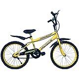 Torado BMX Bicycle (Yellow, 20 inch)