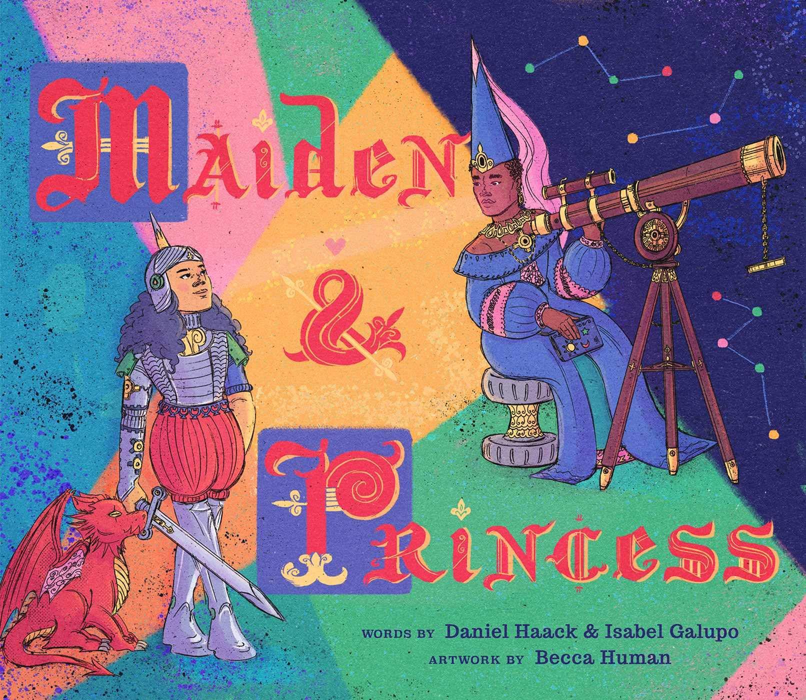 Maiden & Princess por Daniel Haack