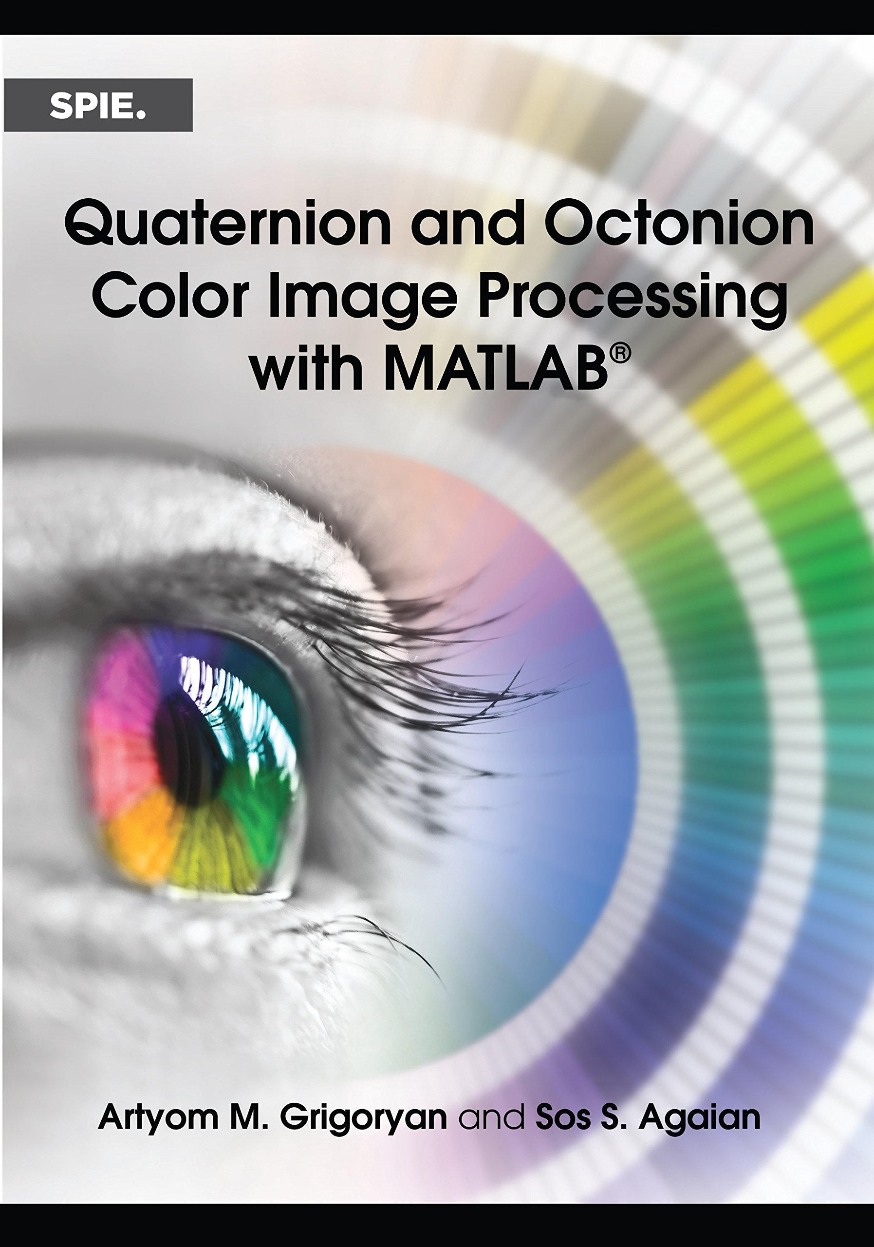 Quaternion and Octonion Color Image Processing with MATLAB