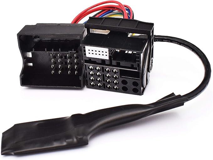 Bluetooth Music Interface For Vw Aux In 12 Pin Quadlock Elektronik