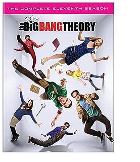 Book Cover: The Big Bang Theory: Season 11