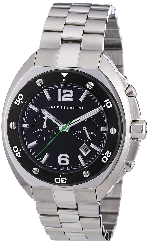 Baldessarini Herren-Armbanduhr XL MOW Chronograph Quarz Edelstahl Y8058W-20-00