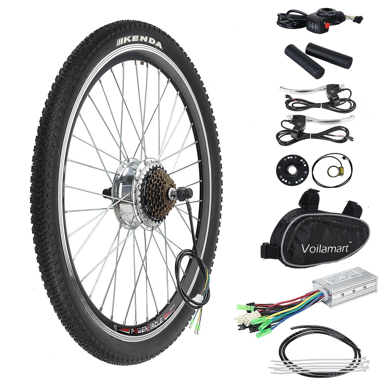 Voilamart 36v 250w 26″ Rear Wheel Ebike Conversion Kit Review