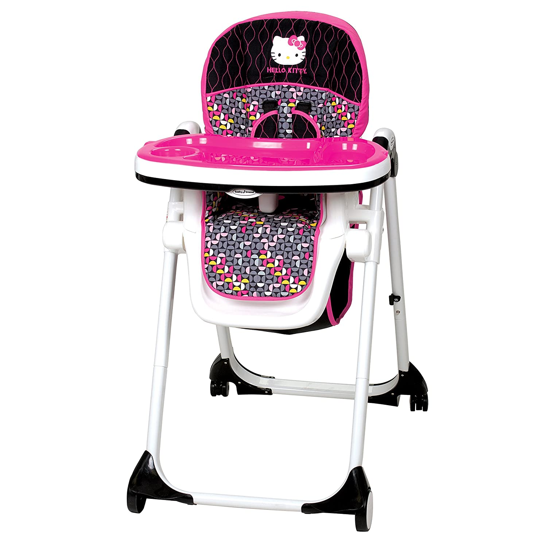 Amazon Baby Trend Hello Kitty My Lift High Chair Pinwheel