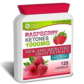 Raspberry Ketone Pure Diatpillen Pur 1000mg 120 Kapseln Kostenlose