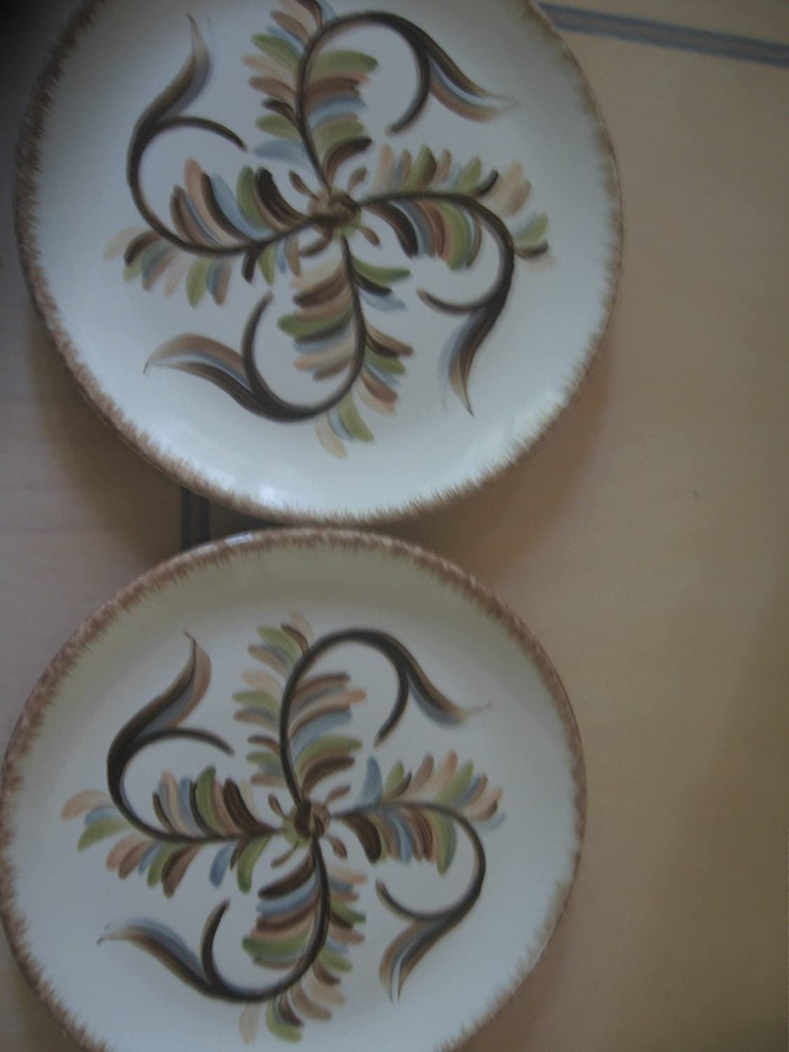 Southern Living At Home Gail Pittman Alfresco Accent Plates Set of Two