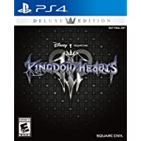 Kingdom Hearts 3 - Deluxe Edition - PlayStation 4