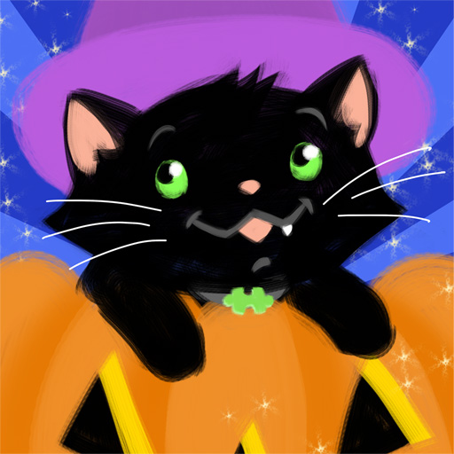 Halloween Kids Puzzles HD: Pirate, Vampire and Mummy Games for Toddlers, Boys and Girls - Free]()