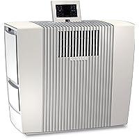 Venta Luftwäscher LW60T, Premium Luftbefeuchter + Reiniger für Räume bis 150m², weiß/grau