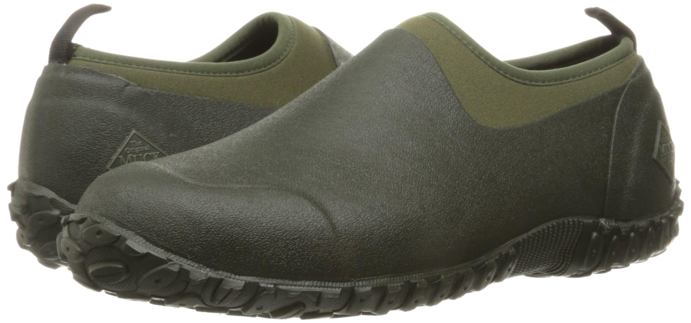 Muckster ll Men's Rubber Garden Shoes,Moss/Green,7 US/7-7.5 M US by Muck Boot (Image #6)