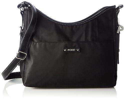 picardo handtaschen schwarz damen