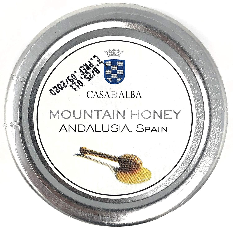 Casa-d-Alba Montaña Artisinal 100% Natural Honey - 10.58 oz ...