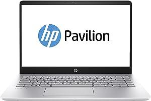 HP Pavilion 14-bf050wm Laptop, 14'' Full HD IPS Mico Edge Display (1920 x 1080), Intel Core i5-7200U, 8GB DDR4 SDRAM, 1TB Hard Drive + 128 SSD, Windows 10 Home