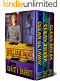 The Squeaky Clean Series: Cold Case Squad Trilogy